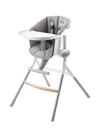 Beaba Miękki wkład do Krzesełka do karmienia niemowląt i małych dzieci Up&Down grey, Beaba