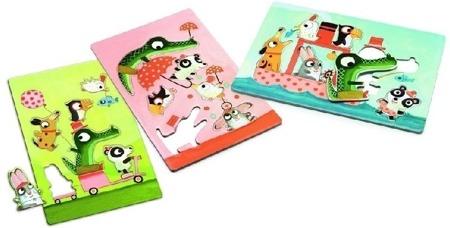 Bingo dla dzieci - gra w koło fortuny dla dzieci, DJECO