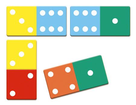 Domino Zwierzęta Rigolooo, Janod