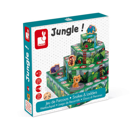 Gra wyścig Dżungla, Janod