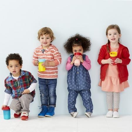 Kubek treningowy Motyl dla dzieci, SKIP HOP 252029