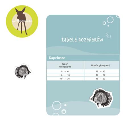 Lassig, Kapelusz dwustronny UV, 50+ Viking