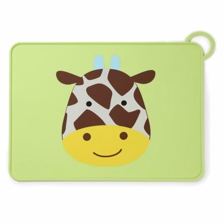 Podkładka stołowa dla dzieci - podkładka gumowa na stół Zoo Żyrafa, SKIP HOP