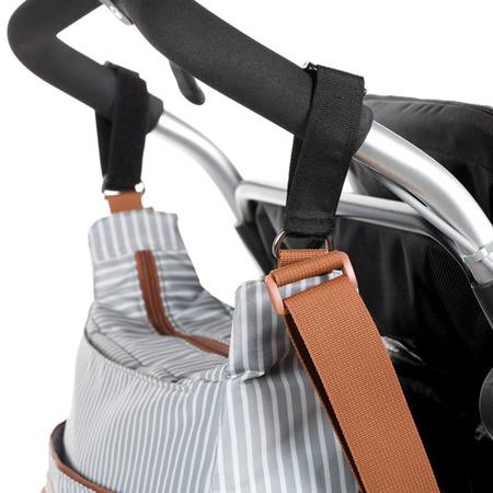 Torba do wózka dla mamy z akcesoriami Urban bag, Lassig Marv