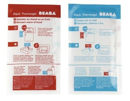 Wkłady utrzymujące ciepło/zimno - do torebki, torby - dla dzieci, BEABA