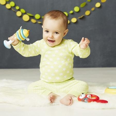 Zestaw instrumentów dla niemowlaka - pierwsze instrumenty dziecka Explore & More, SKIP HOP